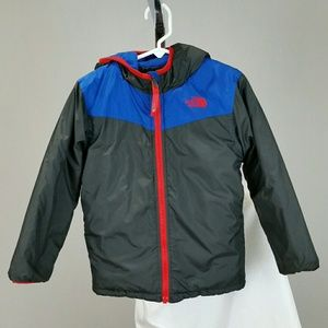 The North Face Boy's Reversible Puffer Jacket